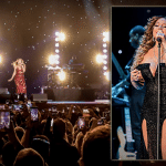 Mariah Carey Owns the Stage during 2nd Night of Emirates Dubai Jazz Festival