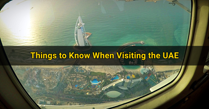 rules first time uae visit