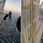 Cayan Group Condemns Russian Model's Stunt, Dubai Police Launches Investigation