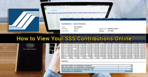 sss check contributions online