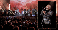 Sir Tom Jones Dazzles during First Night of Emirates Dubai Jazz Festival