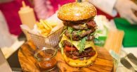 Most Expensive Burger Sold for AED 36,700