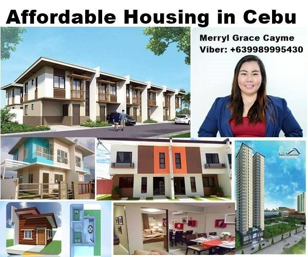 affordable house and lot for sale cebu