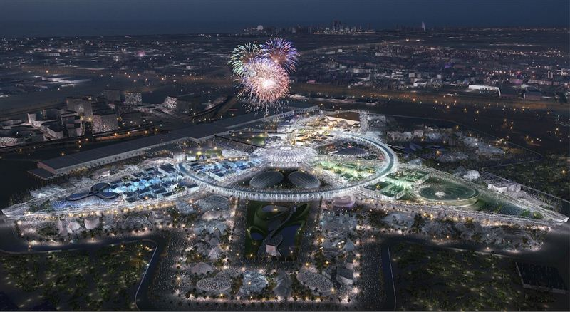 dubai expo theme districts