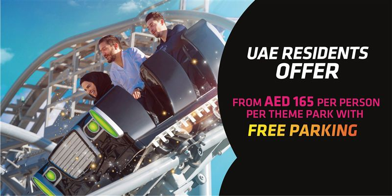 dubai parks and resorts uae residents offer