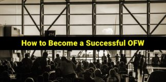 how to become a successful ofw