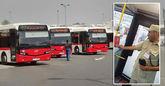 rta bus crackdown