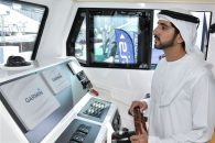 12 Photos: Sheikh Hamdan Visits 25th Dubai International Boat Show