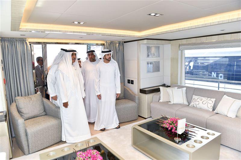 sheikh hamdan boat show