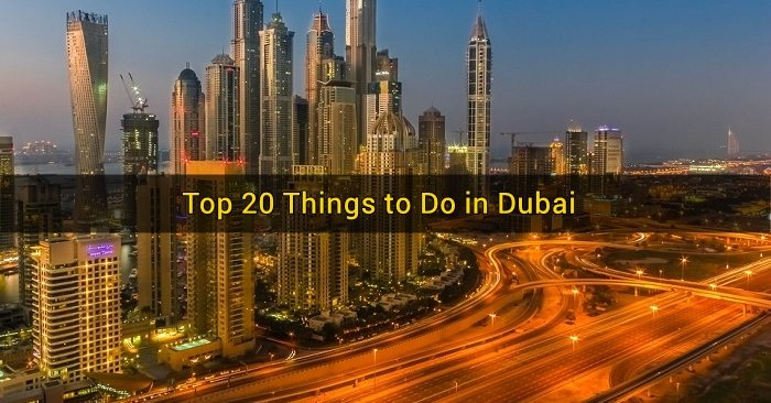Top 20 things to do in dubai travel blog dubai ofw for Places to stay in dubai