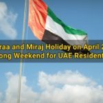 April 23 Declared as Holiday for Both Public & Private Sectors for Israa and Miraj