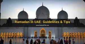 uae ramadan schedule guide