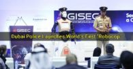 "Dubai Police Launches World's First ""Robocop"""