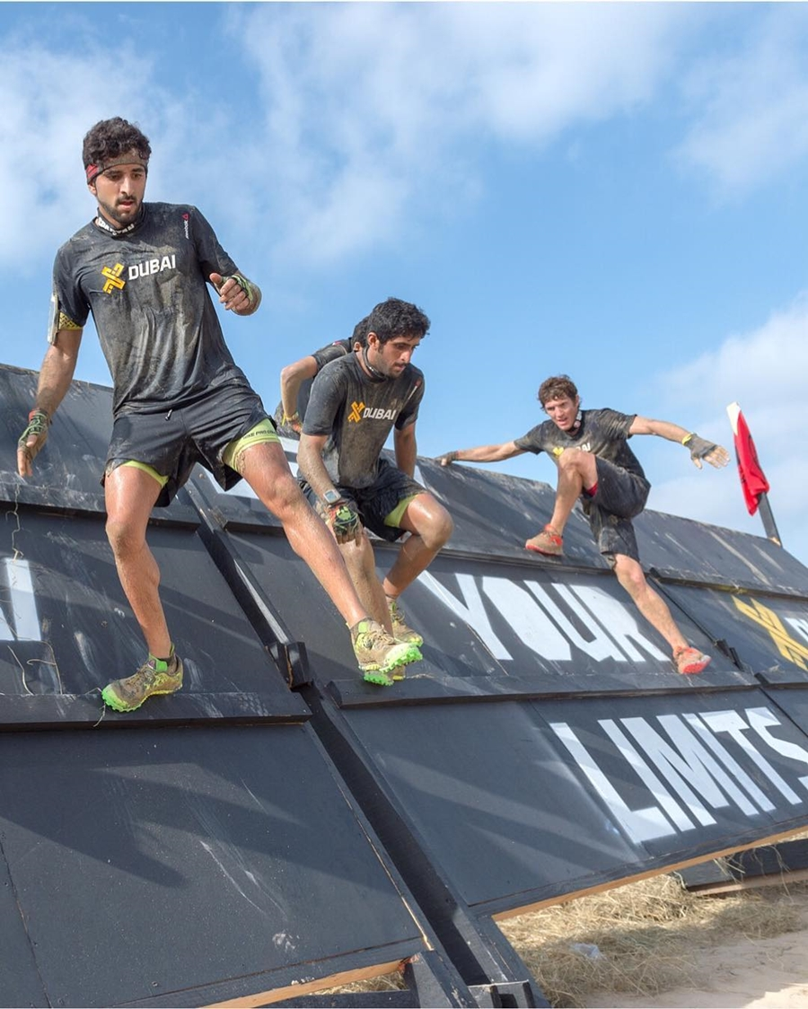 Sheikh Hamdan Obstacle Course
