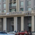 Visiting Courtyard by Marriott Hotel in Tbilisi, Georgia