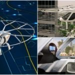 Dubai Flying Cars (Air Taxis) to Begin this Year