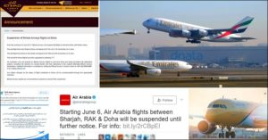 airlines flight suspension doha
