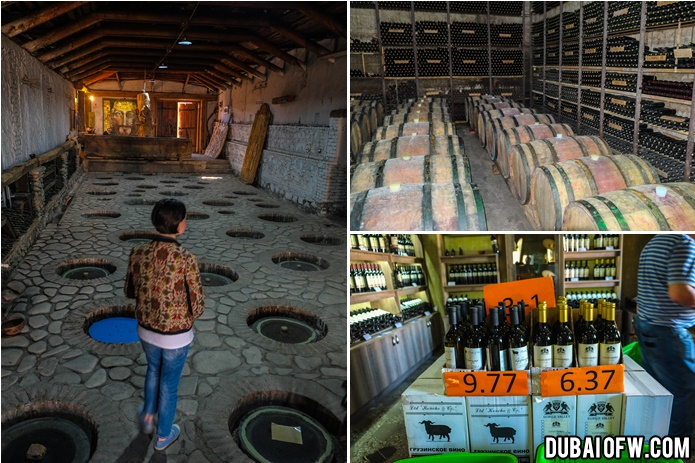 wine factor in kakheti georgia