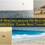 2 UAE Beaches among the Best in the Middle East: Conde Nast Traveller