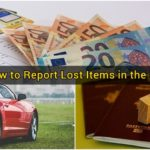 How to Report Lost Items in the UAE
