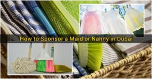 How to Sponsor a Maid or Nanny in Dubai