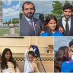 Sheikh Mohammed and Family Share Holiday Pictures on Social Media