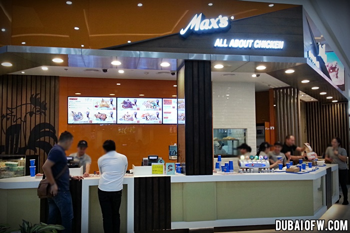 max's all about chicken dubai deira city center
