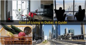 Cost of Living in Dubai - A Guide - Featured Image