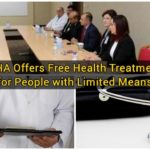 DHA Offers Free Health Treatment for People with Limited Means