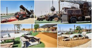 Mad Max Inspired Exit Opens August 10 along Sheikh Zayed Road - Featured Image