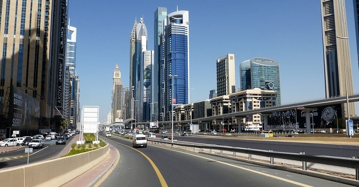 The cost of gasoline or petrol is lower in the UAE