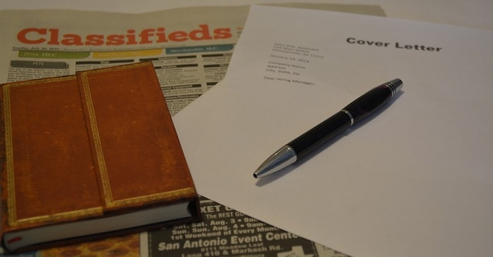 The cover letter is just as important as your resume