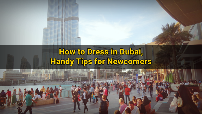 dress code dubai