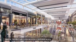 retail mall dubai hills uae