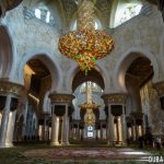 A Visit to the Sheikh Zayed Grand Mosque in Abu Dhabi