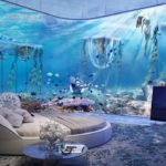The world's first luxury underwater resort is coming soon to Dubai. Image Credit: The Heart of Europe Dubai