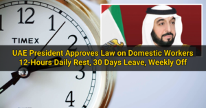uae law domestic workers