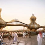 "Get ready for the mesmerizing ""Aladdin City."" Image Credit: meinhardtgroup.com"