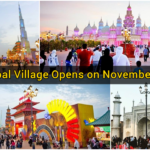 Global Village Opens on November 1st