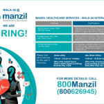 Job openings by Manzil Health Services UAE