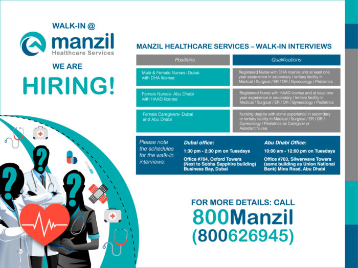 Manzil Recruitment dubai
