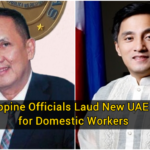 Philippine Officials Laud New UAE Law for Domestic Workers