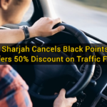 Sharjah Cancels Black Points, Offers 50% Discount on Traffic Fines