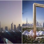 The Dubai Frame to Open in November
