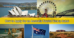 australia tourist visa application dubai