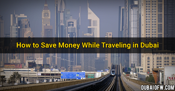 dubai budget travel tips