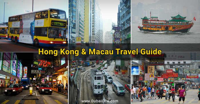 hongkong macau travel guide