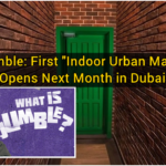 "Jumble: First ""Indoor Urban Maze"" Opens Next Month in Dubai"