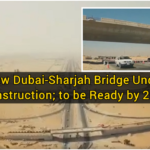 New Dubai-Sharjah Bridge Under Construction; to be Ready by 2018