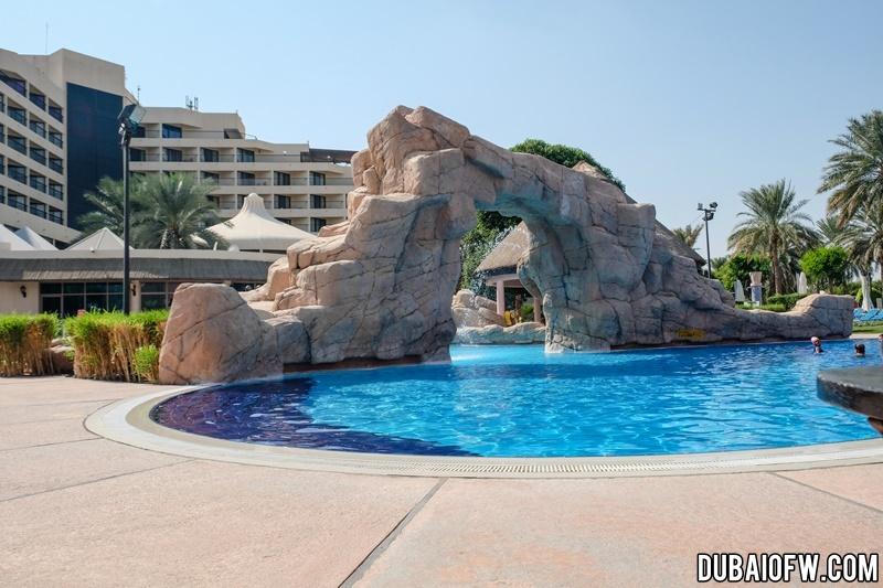 danat resort room
